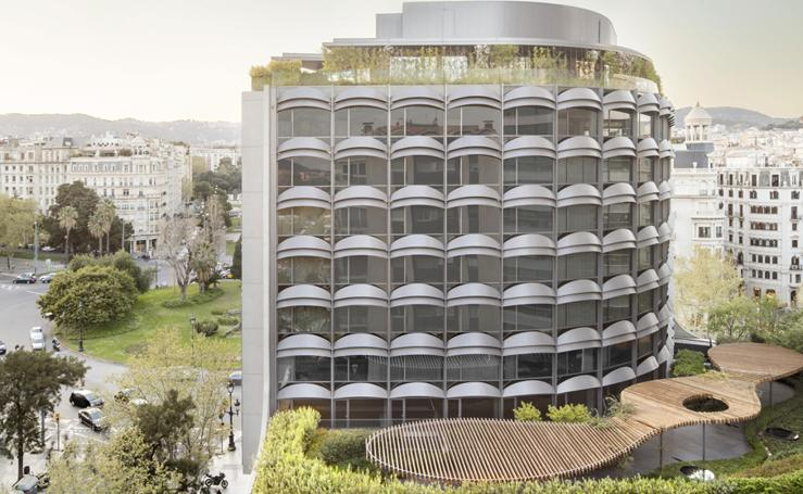 Así es el edificio con el metro cuadrado más caro de España