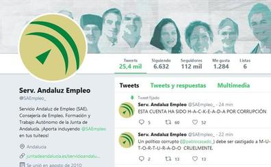 Hackean la cuenta de Twitter del SAE con amenazas de muerte a Pablo Casado