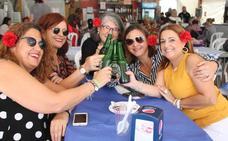 Un brindis por el martes de Feria
