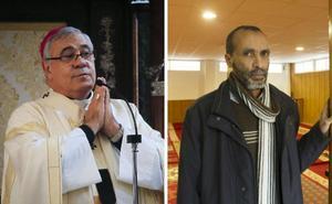 El arzobispo y el imán de Granada piden a los fieles que recen para que llueva