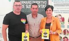 Rojas Clares, protagonista de 'El armario deportivo abre sus puertas'