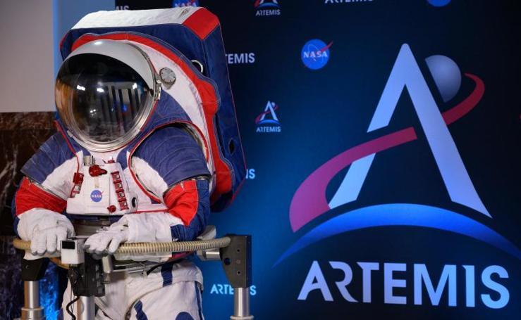 Así son los espectaculares trajes de la NASA conquistar la Luna de nuevo