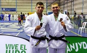Romera, campeón de Andalucía y Vicente González logra el bronce