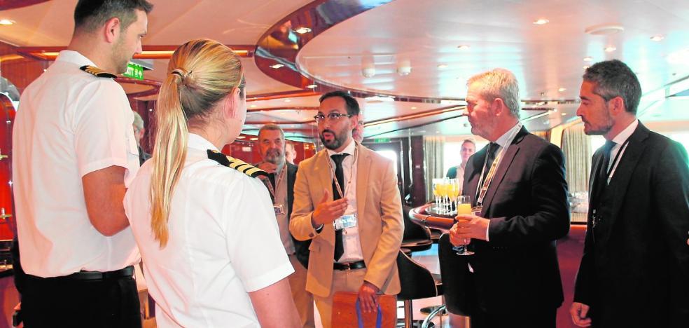 Puerto, Granada y Alhambra ultiman su alianza para atraer cruceros de lujo