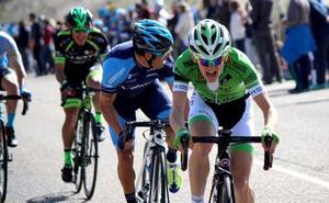 Mario Vilches, talento jienense para el equipo sub-23 de Contador