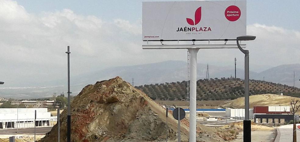 La apertura de la primera fase del Jaén Plaza se mantiene para otoño