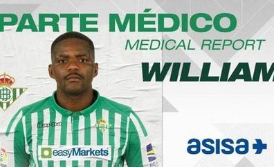 William Carvalho se perderá por lesión el Granada-Betis
