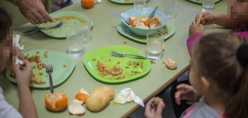 Los comedores 'abandonados' se adjudicarán de forma directa a empresas interesadas