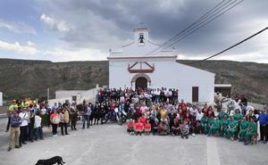 El Geoparque de Granada protagoniza el domingo el programa 'Volando Voy' de Jesús Calleja