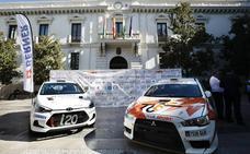 Presentación del Rally Ciudad de Granada