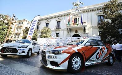 Ya rugen los motores del Rally Ciudad de Granada