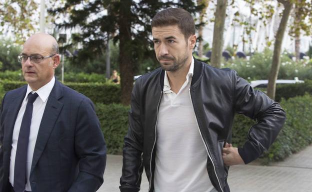 El abogado de Gabi asegura que hubo «disposiciones fraudulentas» del Zaragoza