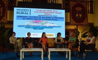 Las mujeres rurales de Almería exigen su sitio