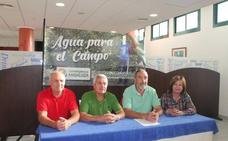 Los agricultores de Almuñecar se presentan a las elecciones con Benavides para que se hagan las conducciones de Rules