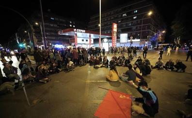 El Ayuntamiento pide explicaciones sobre la actuación de la Policía Nacional en la marcha contra la sentencia del 'Procés'
