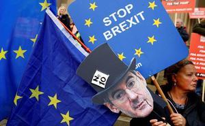 Tres interminables años de 'brexit'