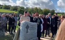 La divertida broma viral de un muerto a los asistentes a su funeral