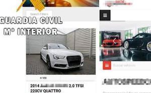 Detenido en Granada por estafar 200.000 euros vendiendo coches de alta gama por Internet en 21 provincias