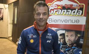 Loeb, en Granada: «Es una buena oportunidad para que la gente disfrute»