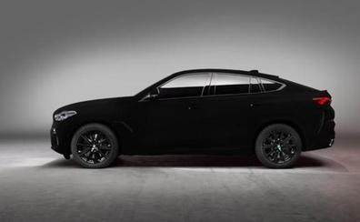 La razón por la que ningún coche puede ser completamente negro