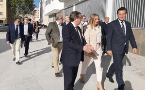La junta electoral prohíbe el acto público de entrega de llaves a los vecinos de Santa Adela