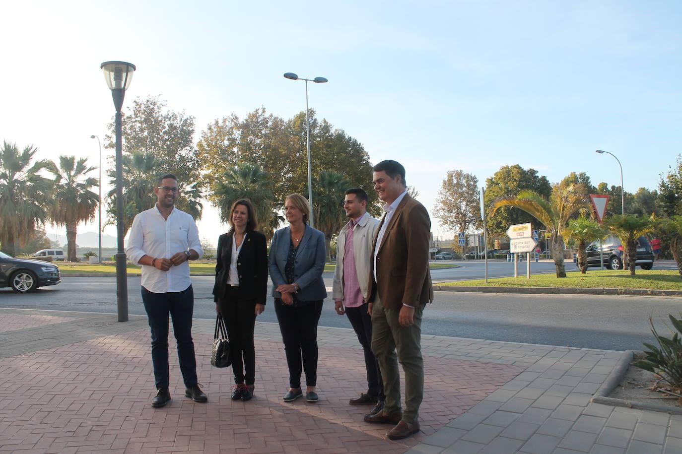 El PP destaca la inversión de 341.000 euros de la Junta para la reforma y la ampliación de servicios del hospital Santa Ana