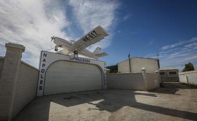 Uno de los presuntos narcos de Granada se hizo una hacienda como la de Pablo Escobar