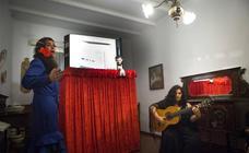 La sorprendente inauguración de Valeriano López en la Huerta de San Vicente