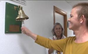 La campana de los sueños en el hospital