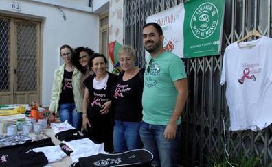La ONG 'Lanjarón-Mira al Mundo' organiza un 'Octubre Rosa' con motivo del Día Internacional contra el Cáncer de Mama