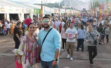 Así ha sido el día grande de la Feria de San Lucas