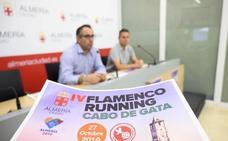 La Flamenco Running se consolida con la celebración de su cuarta edición en Cabo de Gata