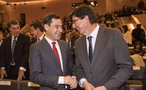 Pacto PP-Cs: por la «despolitización» del SAS y la elección de mandos por méritos