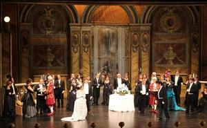 'La Traviata' de Verdi llega al Maestro Padilla el 2 de noviembre