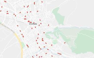 'Traze', la app con la que puedes ver los autobuses de Granada en tiempo real