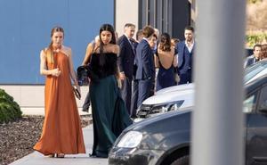 Los Reyes, en la boda de Rafa Nadal: así está siendo la celebración