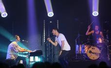 Así ha sido el concierto de Ana Guerra y Luis Cepeda en Granada