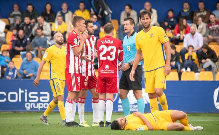 Las mejores jugadas del Alarcón - UD Almería