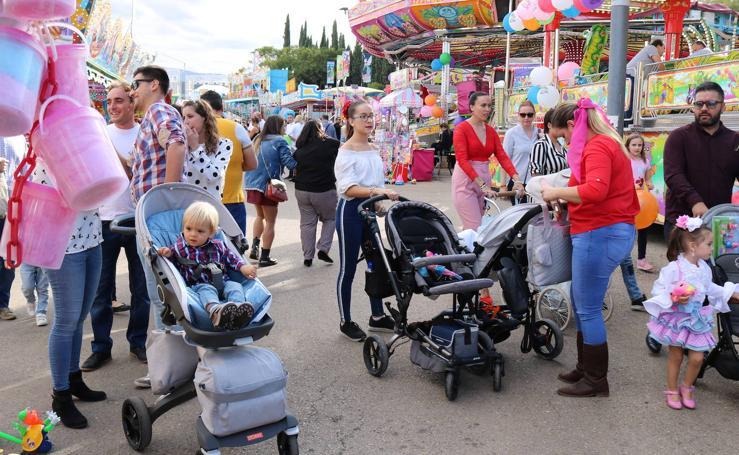 Así ha vivido Jaén la última jornada de Feria