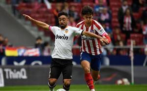 Atlético-Valencia, en directo