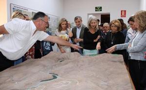 La consejera de Cultura asegura que el camino de Los Millares a la Unesco «no será fácil»