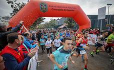 Encuéntrate en la carrera de la Cruz Roja en Granada