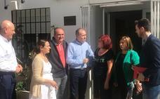 El PSOE exige a la Junta que invierta en la construcción de un nuevo consultorio médico de Vélez de Benaudalla