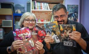 Karras, cómics del Realejo granadino al mundo