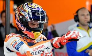 Márquez busca seguir con su dinámica ganadora