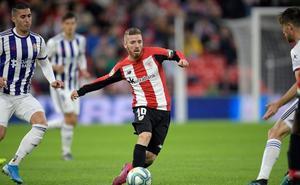 Un error en cadena de la defensa desperdicia el buen partido del Athletic