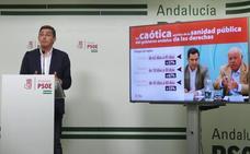 El PSOE critica que el PP suba el tiempo de espera para operarse o hacerse una prueba