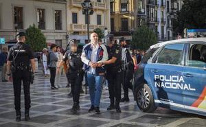 El jurado declara culpables a los tres acusados del crimen del maletero en Granada