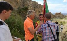 Así fue la visita de Jesús Calleja a la provincia de Granada