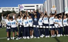 350.000 niños corren contra la leucemia infantil